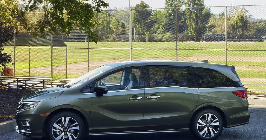 New Honda Odyssey LX Fuel Economy - Best Vans For Mpg 2020