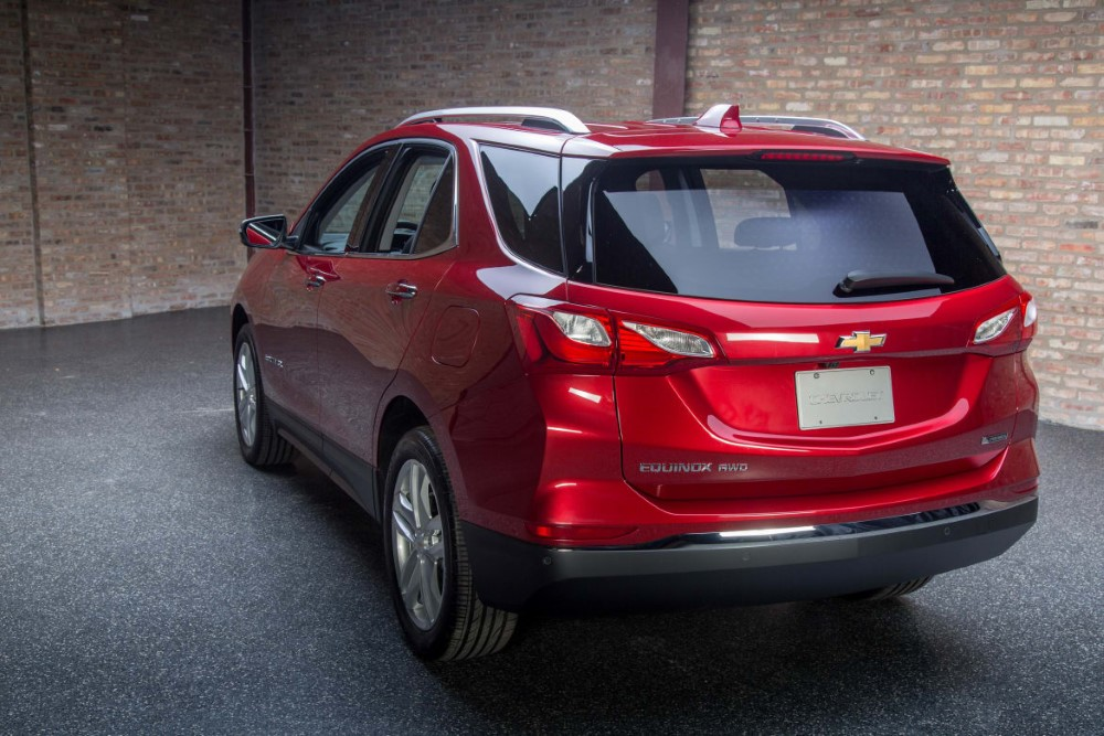 2020 Chevy Equinox Colors Availability