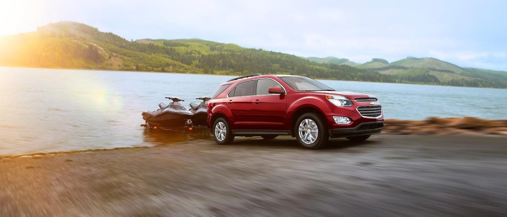 2020 Chevy Equinox RWD Engine Changes