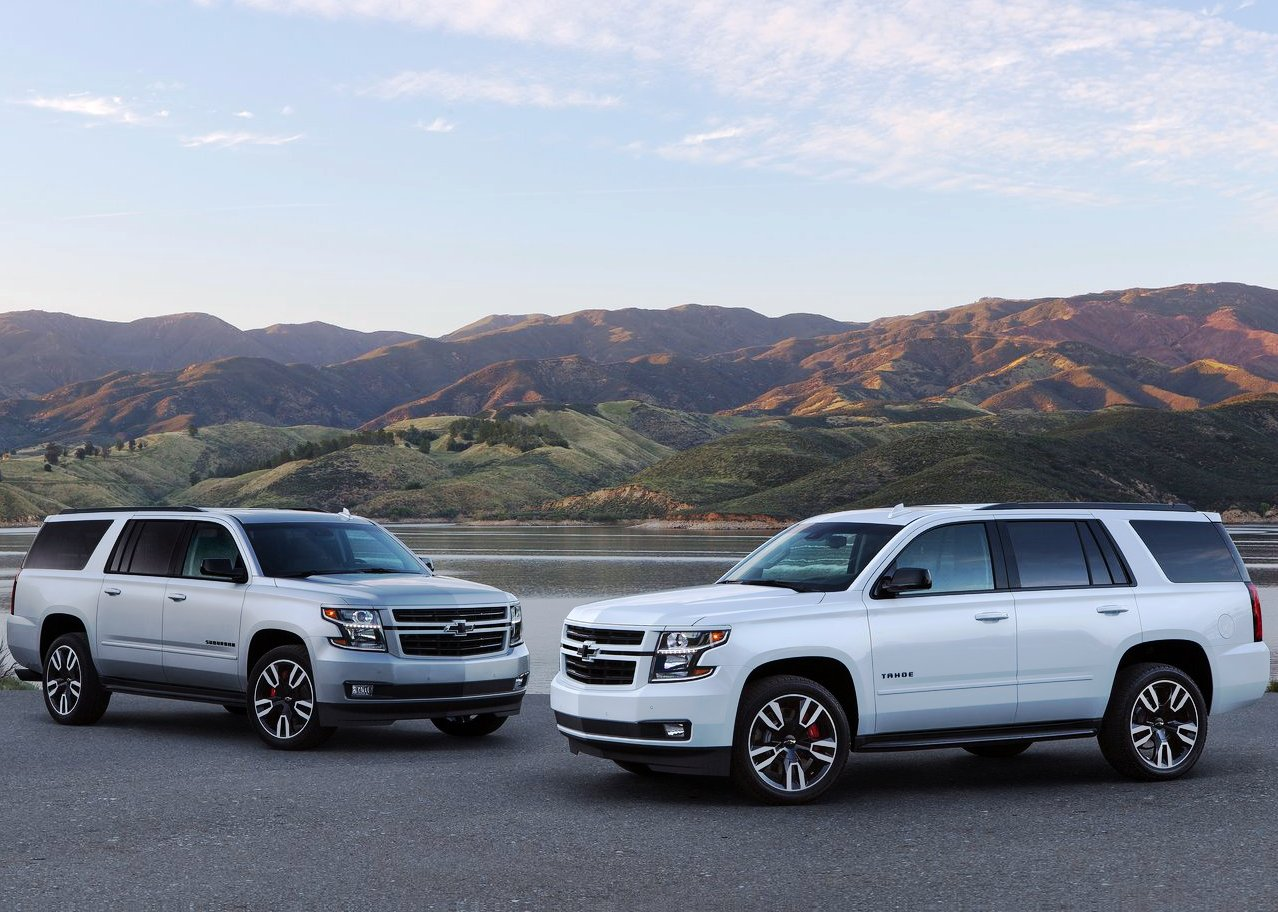 2020 Chevy Suburban New Body Style & Lenght Changes