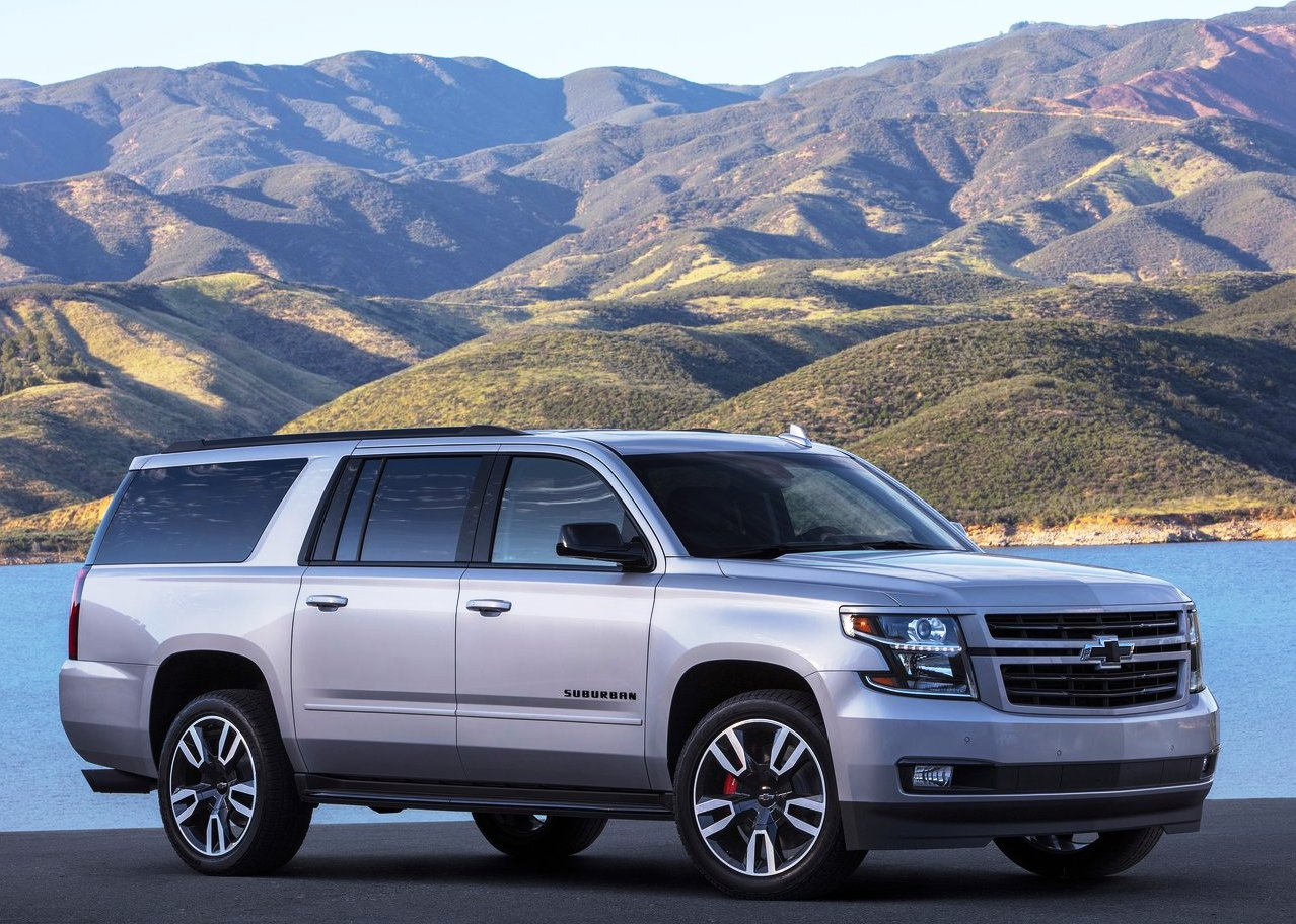 2020 Chevy Suburban Performance test & gas Mileage