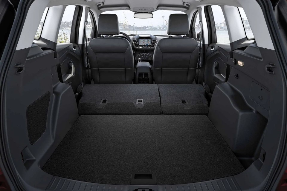 2020 Ford Escape Maximum Trunk Capacity 68 Cu.Ft