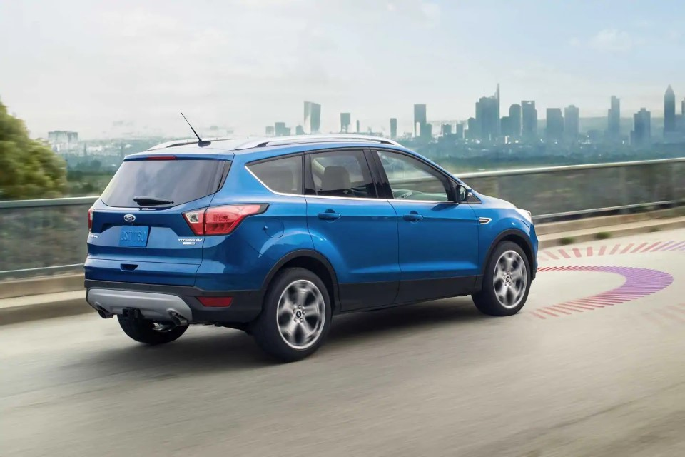 2020 Ford Escape Release Date & Price