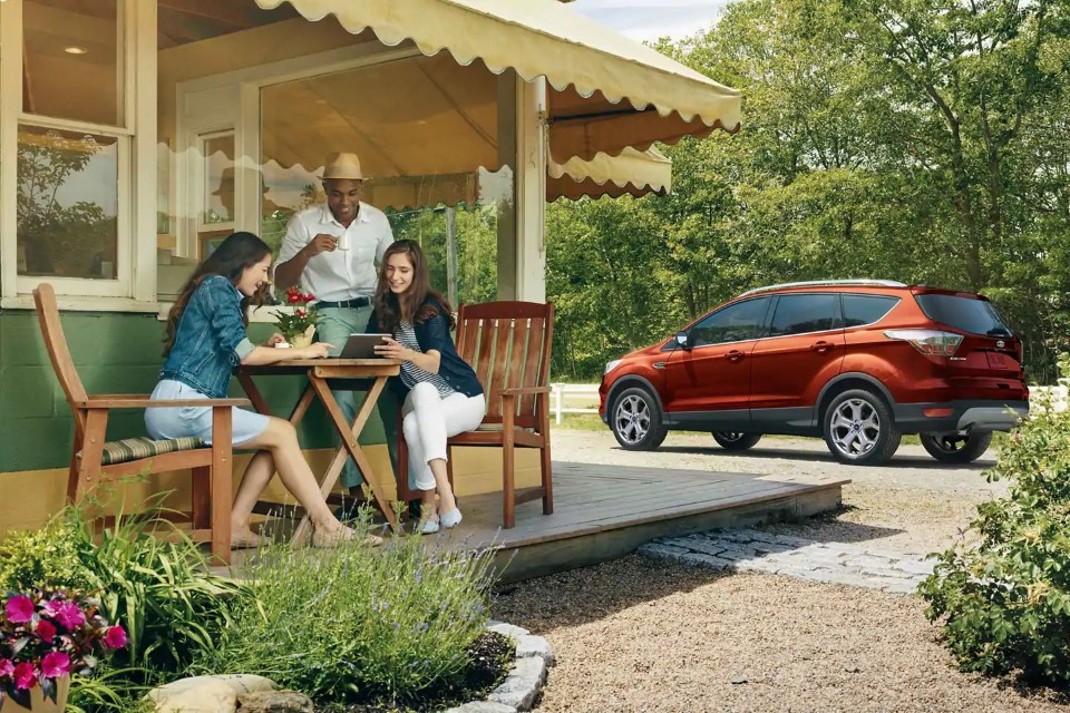 2020 Ford Escape Titanium Specs