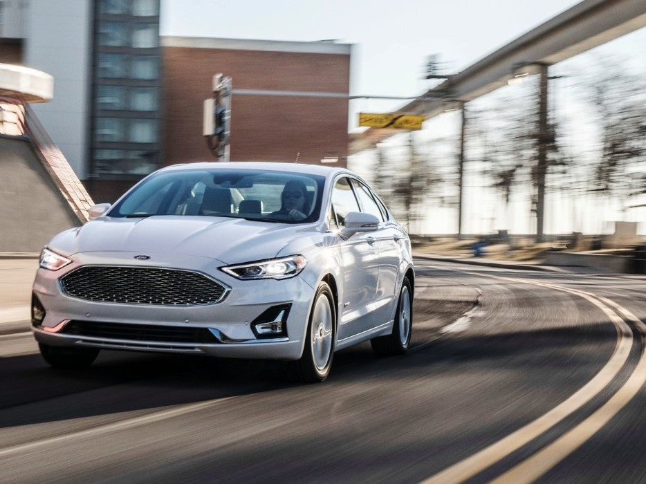 2020 Ford Fusion Redesign Exterior & Interior