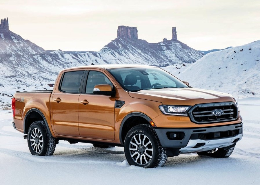 2020 Ford Ranger Diesel Engine