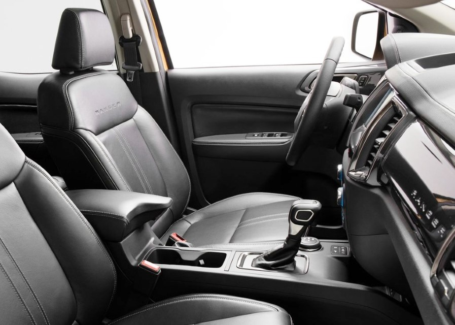 2020 Ford Ranger Interior Changes