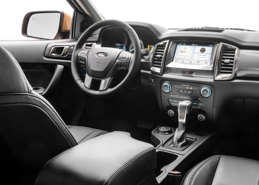 2020 Ford Ranger New Safety Features