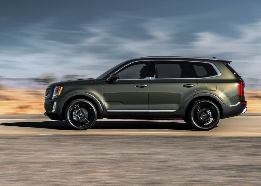 2020 KIA Telluride Price in USA
