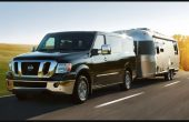 2020 Nissan NV3500 Passenger VAN Towing Capacity