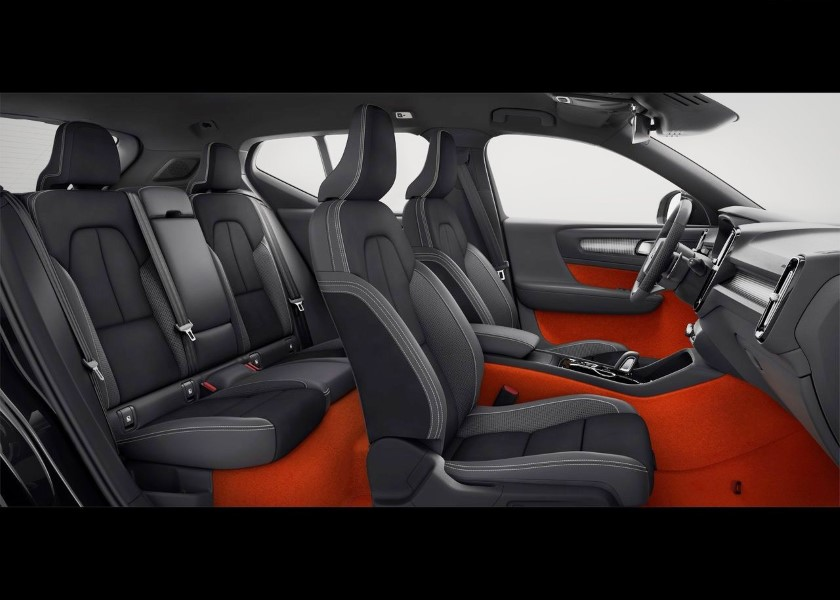2020 Volvo XC40 Interior Changes & Improvement