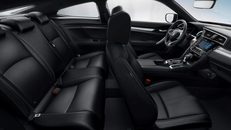 2021 Honda Civic Interior Dimensions