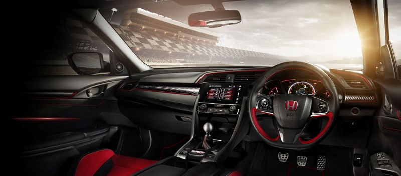 2021 Honda Civic Interior Updates