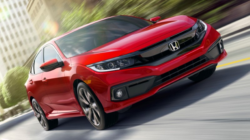 2021 Honda Civic si Coupe Price & Features