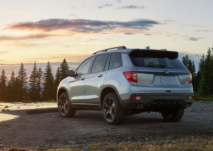 2020 Honda Passport Dimensions
