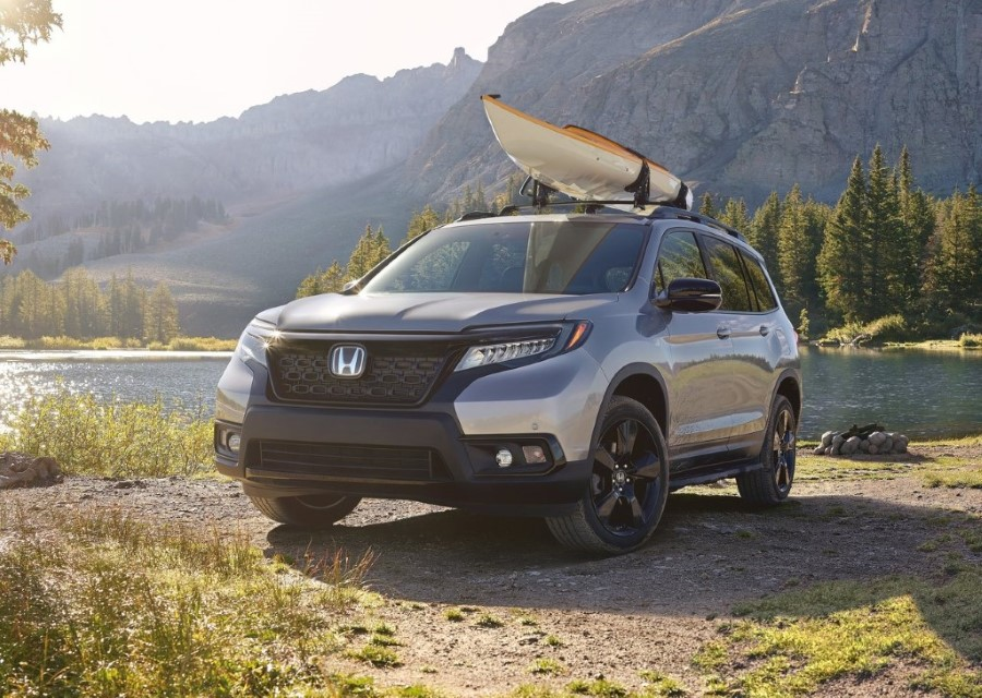 2020 Honda Passport Fuel Economy