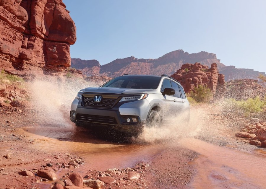 2020 Honda Passport MSRP & Availability