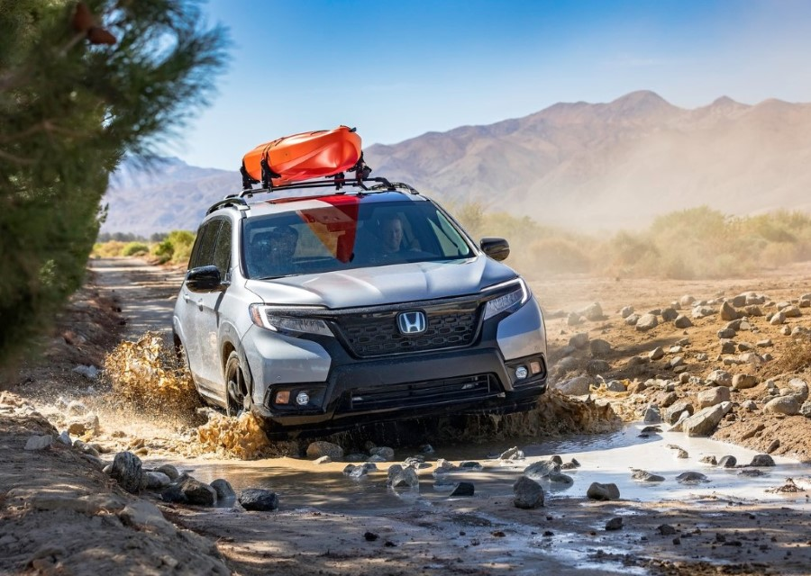 2020 Honda Passport Specifications
