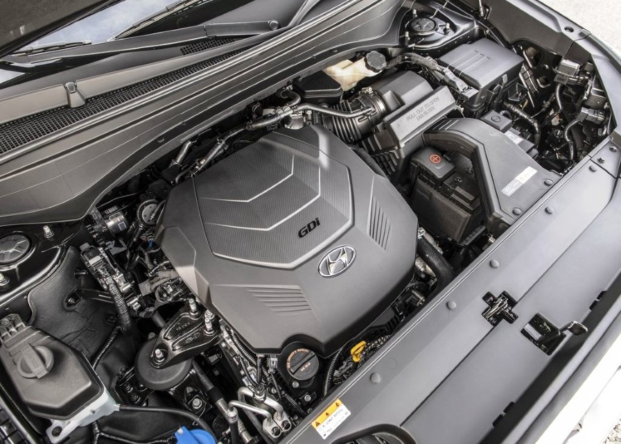 2020 Hyundai Palisade Engine Performance