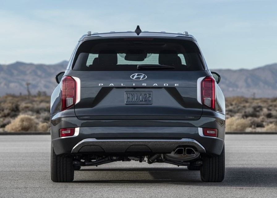 2020 Hyundai Palisade Review - Best 7 Seater