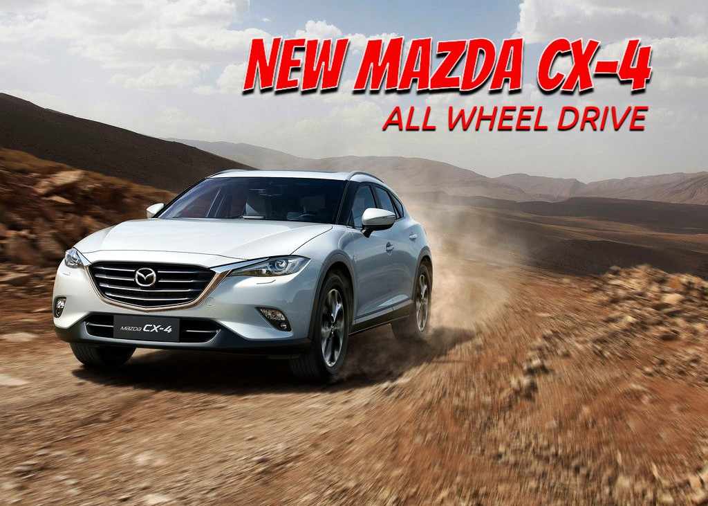 2020 Mazda CX-4 AWD Review & SPecs