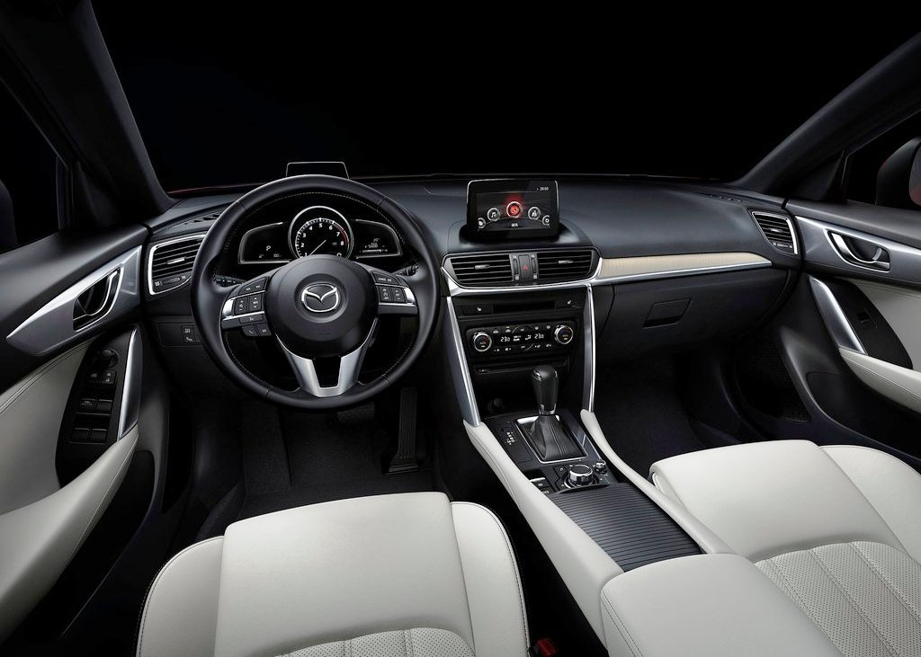 2020 Mazda CX-4 Interior & New Features