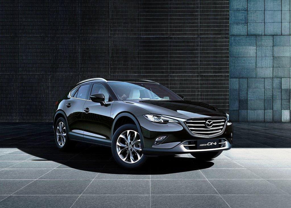 2020 Mazda CX-4 Specs