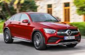 2020 Mercedes-Benz GLC 300 AMG Coupe Specs