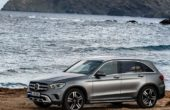 2020 Mercedes-Benz GLC 300 AMG Dimensions