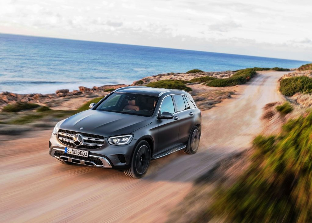 2020 Mercedes-Benz GLC 300 AMG Fuel Economy