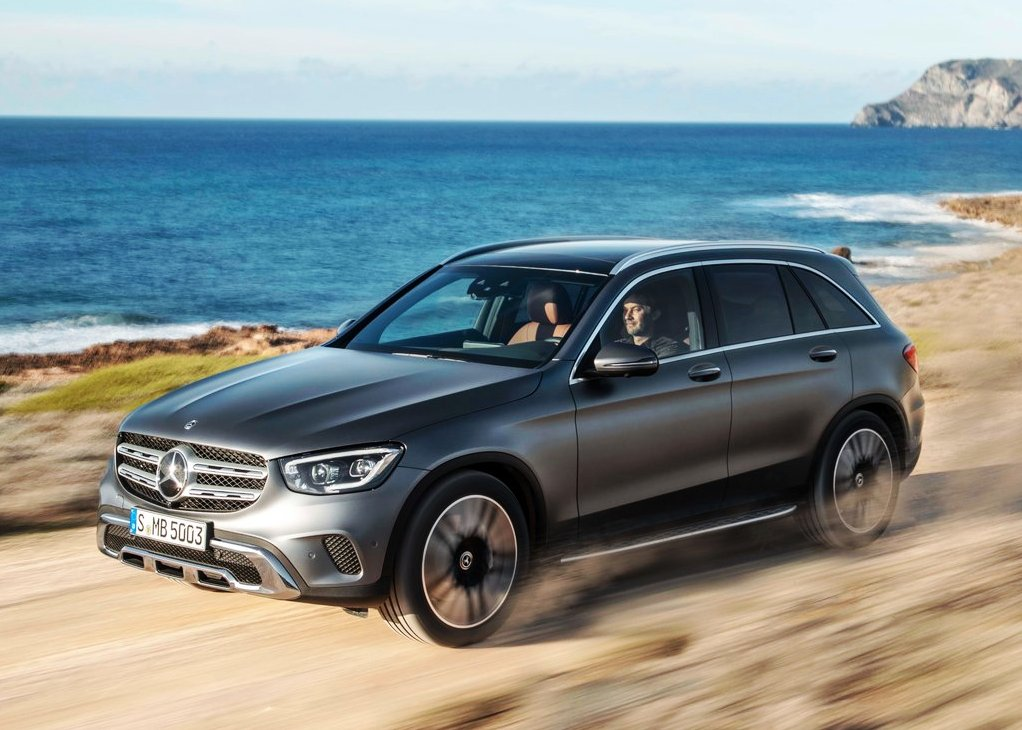 2020 Mercedes-Benz GLC 300 AMG Performance