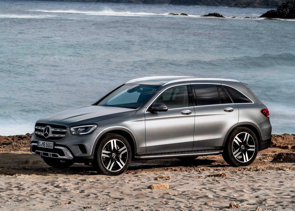 2020 Mercedes-Benz GLC 300 AMG Pricing