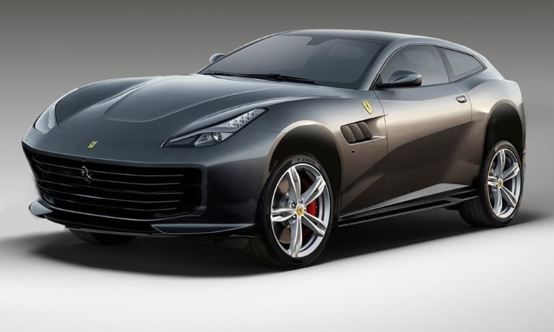Ferrari Purosangue SUV Release Date and Price