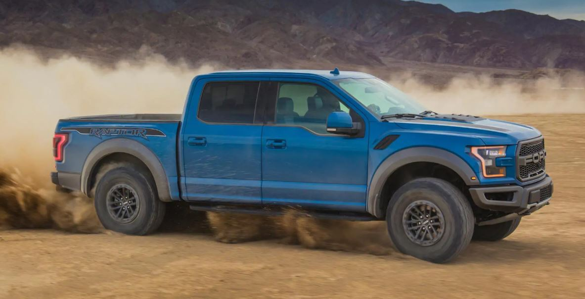 2020 Ford F-150 Raptor Gas Mileage