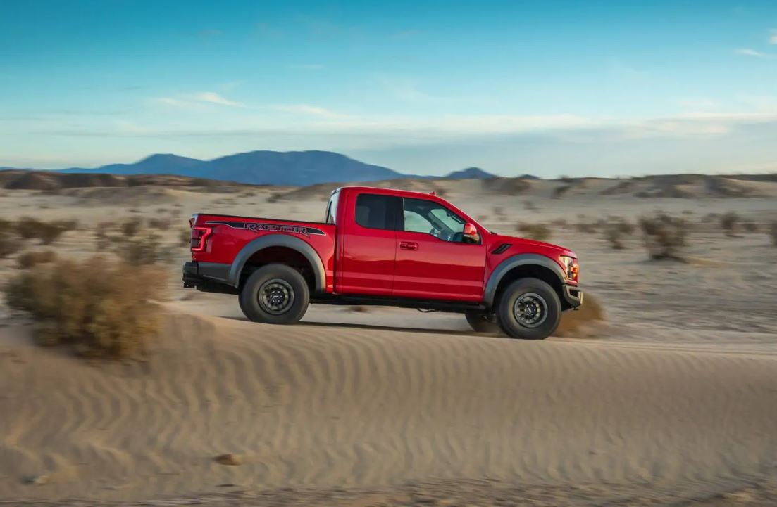 2020 Ford F-150 Raptor Redesign