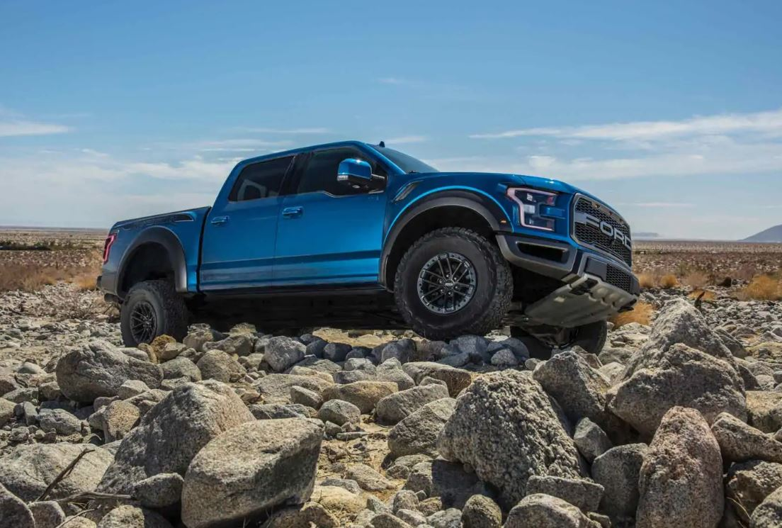 2020 Ford F-150 Raptor V8 Engine 4X4