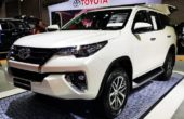 2020 Toyota Fortuner Dimensions Changes