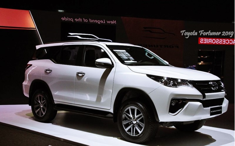 2020 Toyota Fortuner Facelift And Price >> Upcoming 2020 Toyota Fortuner Facelift Release Date Specs Price
