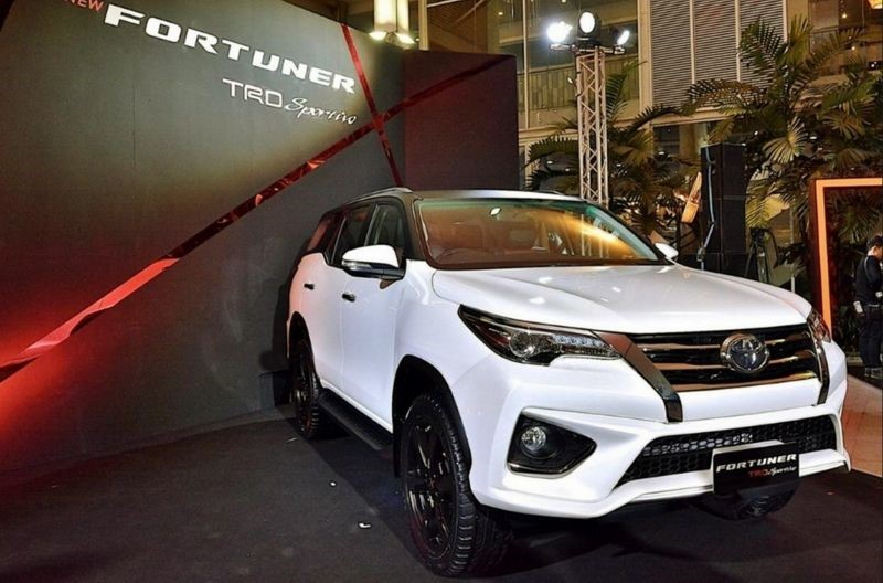 2020 Toyota Fortuner VRZ Price in Australia