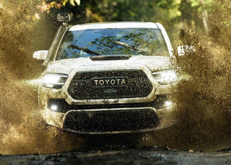2021 Toyota Tacoma Bolt Pattern Off-Road