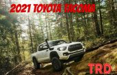 2021 Toyota Tacoma New Pictures