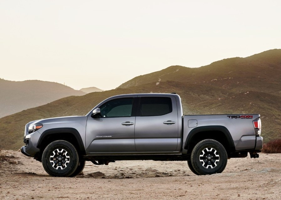 2021 Toyota Tacoma Rumors - New Model