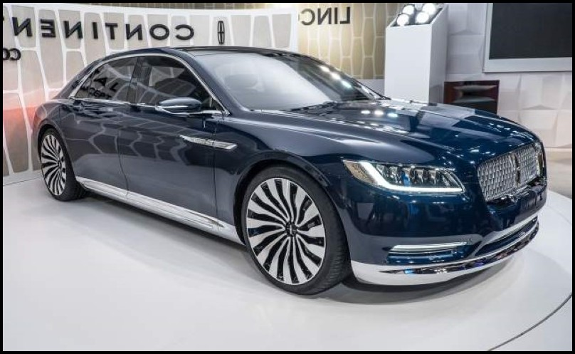 2020 Lincoln Continental Black Label Price & Release Date