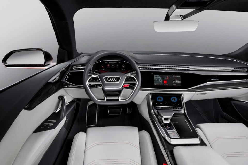2020 Audi Q4 Interior & Technology