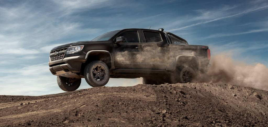 2020 Chevy Colorado 4WD Crew Cab Review