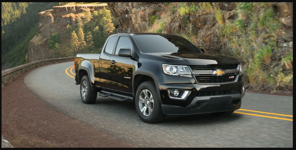 2020 Chevy Colorado Refresh, Bed Length, Price & Release ...