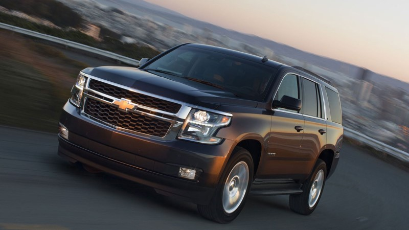 2020 Chevy Tahoe Concept With GM K2 Platform