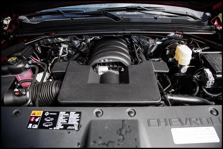 2020 Chevy Tahoe Diesel Gas Mileage