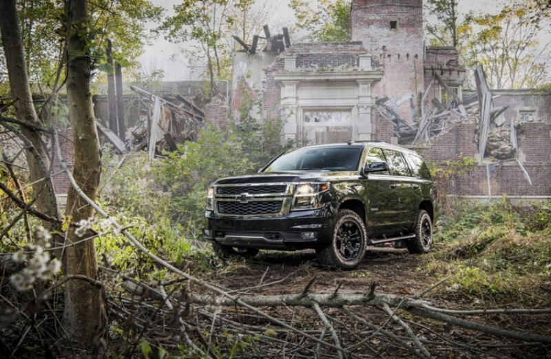 2020 Chevy Tahoe Redesign & Changes
