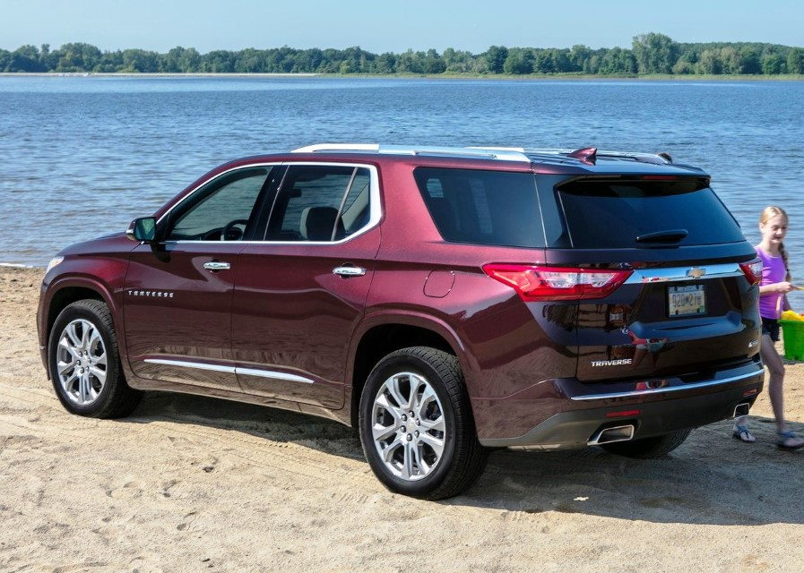2020 Chevrolet Traverse Redesign, Specs, Towing Capacity ...